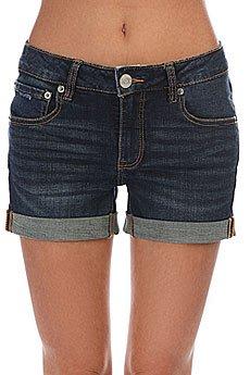 Шорты джинсовые женские Rip Curl Del Sol Short Blue Depths