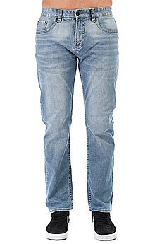 Джинсы прямые Rip Curl Relaxed Denim Super Stone
