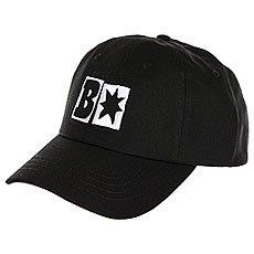 Бейсболка классическая DC Baker x Dc Decon Black