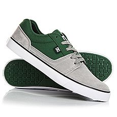 Кеды низкие DC Tonik Grey/Green