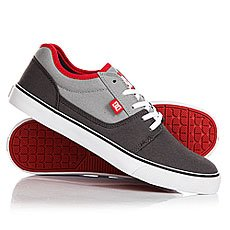 Кеды низкие DC Tonik Tx Grey/Red