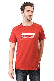 Футболка Запорожец Belka Red