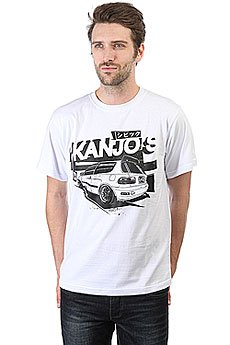 Футболка Anteater Kanjos White