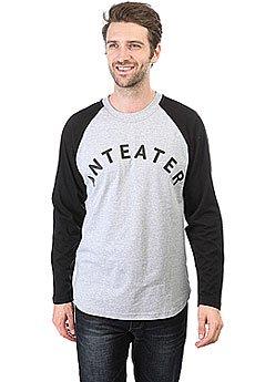Лонгслив Anteater Long039 Black/Grey Heather
