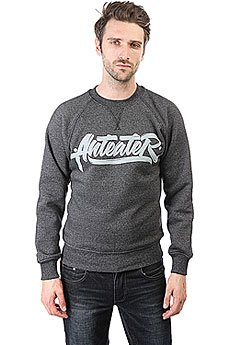 Толстовка свитшот Anteater Crewneck-makeone Grey