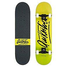 Скейтборд в сборе Quiksilver Corona And Lime 8 Soft Lime
