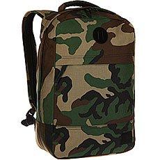 Рюкзак городской Nixon Beacons Backpack Woodland Camo