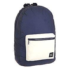 Рюкзак городской Herschel Packable Daypack Peacoat Reflective/White Reflective