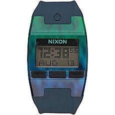 Электронные часы Nixon Comp Ocean Fade