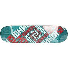 Дека для скейтборда Юнион Skateboard Team Blue 31.5 x 7.875 (20 см)