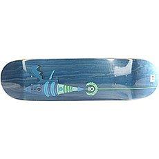 Дека для скейтборда Юнион Blaster Blue 32.5 x 8.5 (21.6 см)