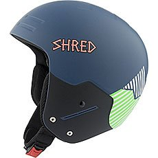 Шлем для сноуборда Shred Basher Noshock Needmoresnow Navy Blue