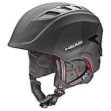 Шлем для сноуборда Head Sensor Black
