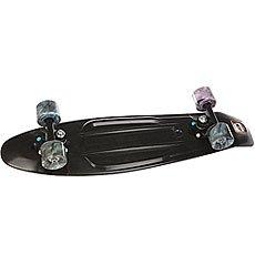 Скейт мини круизер Пластборд Torse Black 7.25 x 27 (68.5 см)