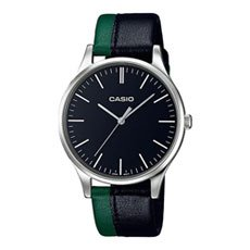 Кварцевые часы Casio Collection mtp-e133l-1e Black/Green