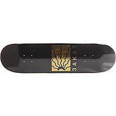 Дека для скейтборда Юнион Zakat Gold 32 x 8.25 (21 см)