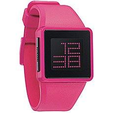Электронные часы женский Nixon Newton Digital Pink