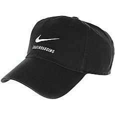 Бейсболка классическая Nike SB H86 Black