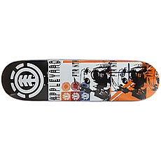 Дека для скейтборда Element Appleyard Lo-fi Multi 31.5 x 8 (20.3 см)