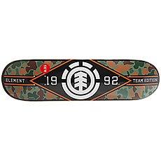 Дека для скейтборда Element Jungle M. League Multi 31.75 x 8.2 (20.8 см)