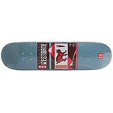 Дека для скейтборда Element Westgate Cover Blue/Multi 31.625 x 7.7 (19.6 см)
