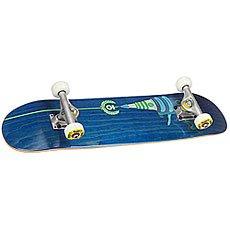 Скейтборд в сборе детский Юнион Blaster Blue 28 x 7 (17.8 см)
