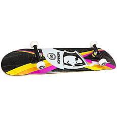 Скейтборд в сборе Юнион Гагарин Black/Multi 32 x 8 (20.3 см)