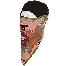 Маска Neff Mountain Facemask Camo