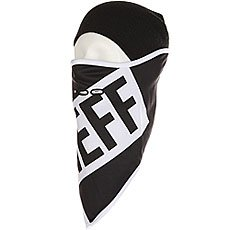 Маска Neff Mountain Facemask Black