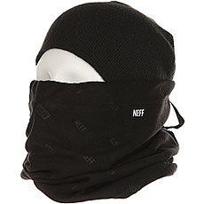 Шарф труба Neff Shield Gaiter Black