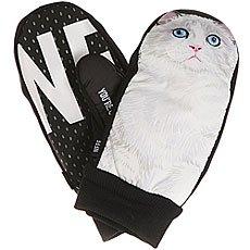 Варежки сноубордические Neff Character Mitt Cat