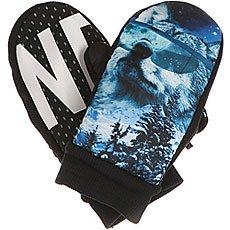 Варежки сноубордические Neff Character Mitt Howler