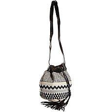 Сумка через плечо женская Billabong Forever Bag Black White