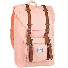Рюкзак туристический Herschel Little America Mid-volume Apricot Bl