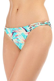 Трусы женские Billabong Paradise Tropic Aqua Blue