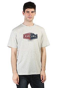 Футболка Rip Curl Losange Logo Tee White Marle