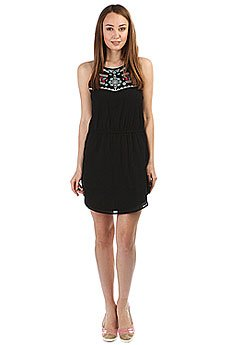 Платье женское Rip Curl Fiesta Dress Black