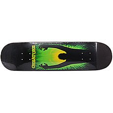 Дека для скейтборда Creature The Thing Resurrection Team Black/Green 31.6 x 8 (20.3 см)
