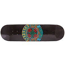 Дека для скейтборда Santa Cruz Dressen Roses Pro Black/Multi 31.7 x 8.125 (20.6 см)