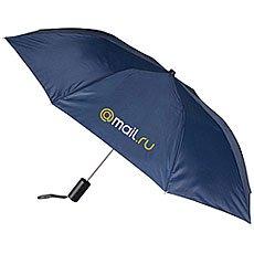 Зонт Mail.Ru Андрия Logo Синий