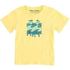 Футболка детская Billabong Wave Meltss Toddler Sun