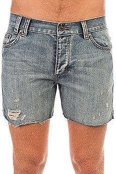 Шорты джинсовые Insight Jagered Mid Mid Blue