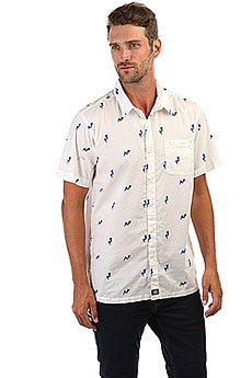 Рубашка Dickies Sedgewick White