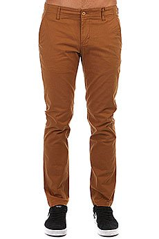 Штаны прямые Dickies Kerman Brown Duck