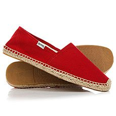 Эспадрильи Soludos Original Dali Real Red