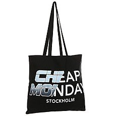 Сумка женская Cheap Monday Rapid Tote Future Black