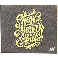 Кошелек Skills New Wallet Х Skills Show Your Skills