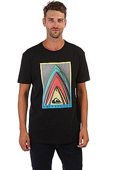 Футболка Quiksilver Sspretestacked Black