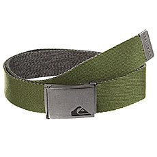 Ремень Quiksilver Thejam4 Rifle Green