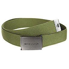 Ремень Quiksilver Principleiii Rifle Green